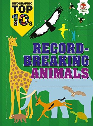 Record-Breaking Animals (Infographic Top 10s): Jon Richards