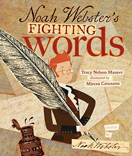 9781467794107: Noah Webster's Fighting Words
