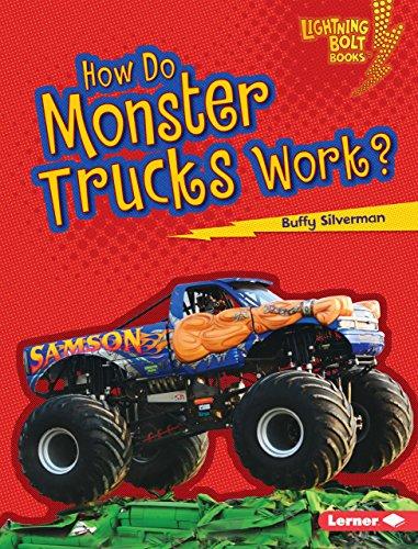 9781467794992: How Do Monster Trucks Work? (Lightning Bolt Books: How Vehicles Work)