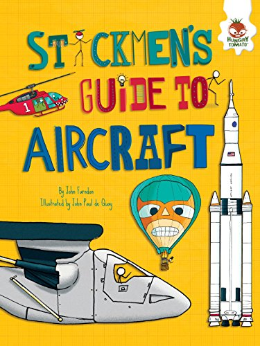 9781467795913: Stickmen's Guide to Aircraft (Stickmen's Guides to How Everything Works)