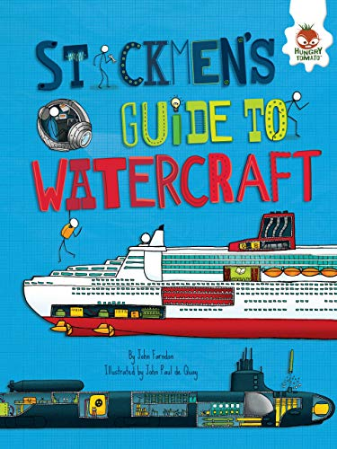 9781467795937: Stickmen's Guide to Watercraft (Stickmen's Guides to How Everything Works)