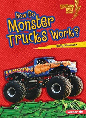 9781467796835: How Do Monster Trucks Work? (Lightning Bolt Books: How Vehicles Work)