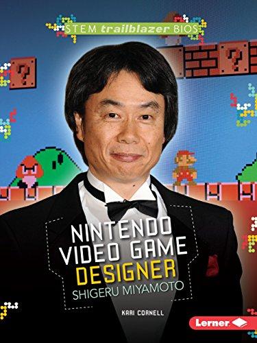9781467797238: Nintendo Video Game Designer Shigeru Miyamoto (Stem Trailblazer Bios)