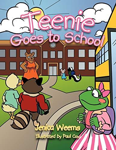 Teenie Goes to School: Jenica Weems