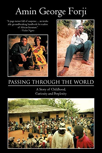 Passing Through the World: A Story of Childhood, Curiosity and Perplexity: Amin George Forji