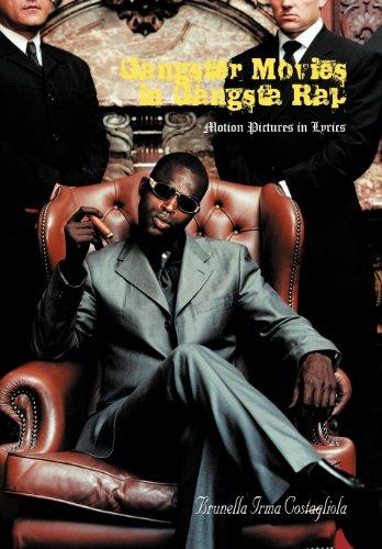 9781467898362: Gangster Movies in Gangsta Rap: Motion Pictures in Lyrics