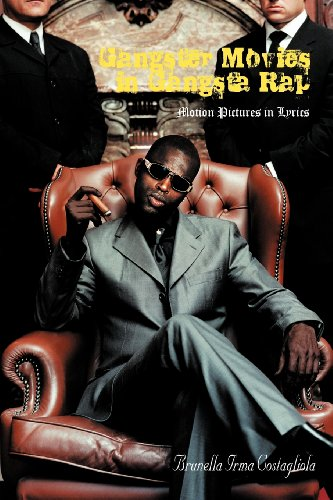 9781467898379: Gangster Movies in Gangsta Rap: Motion Pictures in Lyrics