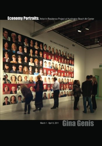 9781467902892: Economy Portraits: Artist-In-Residence Project at Huntington Beach Art Center