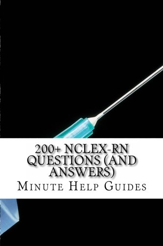 9781467907057: 200+ NCLEX-RN Questions (and Answers)