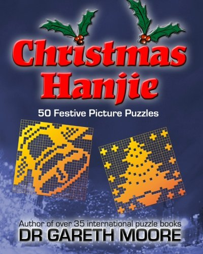 9781467913256: Christmas Hanjie: 50 Festive Picture Puzzles
