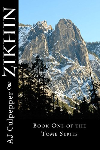 9781467918190: Zikhin: Book One of the Tome Series