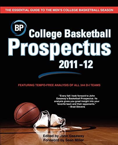 College Basketball Prospectus 2011-12: Gasaway, John