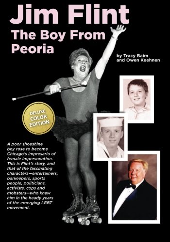 Jim Flint: The Boy From Peoria (color): Baim, Tracy