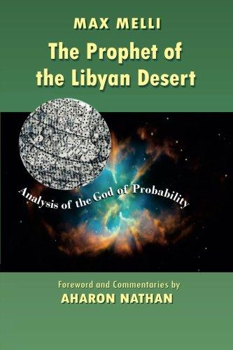 9781467922371: The Prophet of the Libyan Desert