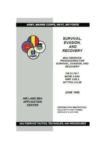 Amazon. Com: u. S. Army survival manual fm 21-76 (survival, evasion.
