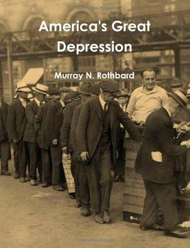 9781467934817: America's Great Depression