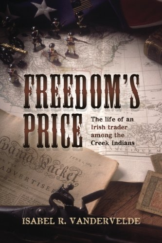 FREEDOM'S PRICE.: Vandervelde, Isabel.