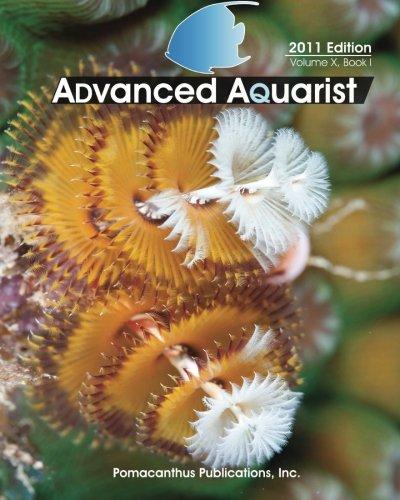 9781467938655: Advanced Aquarist, Volume X, Book I: 2011 Edition