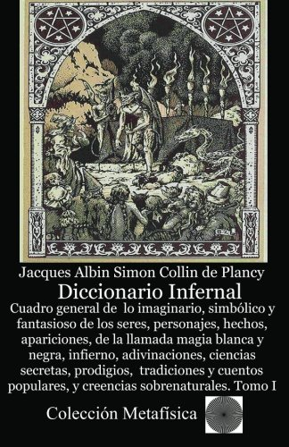 9781467941655: Diccionario Infernal. Tomo I (Spanish Edition)