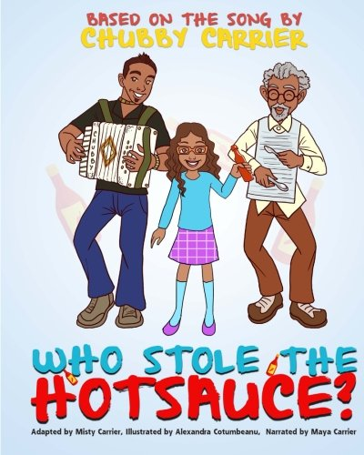 Who Stole the Hot Sauce?: Misty Carrier