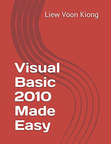 9781467975193: Visual Basic 2010 Made Easy