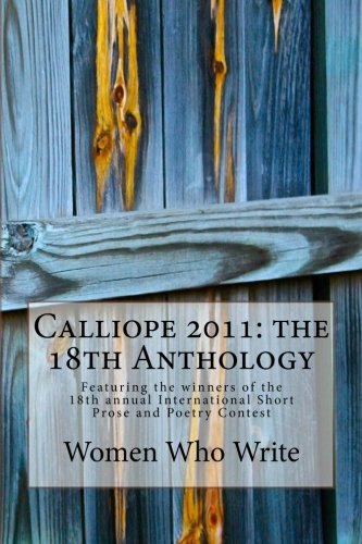 Calliope 2011 the 18th Anthology: Write Inc., Women