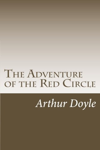 9781467992091: The Adventure of the Red Circle