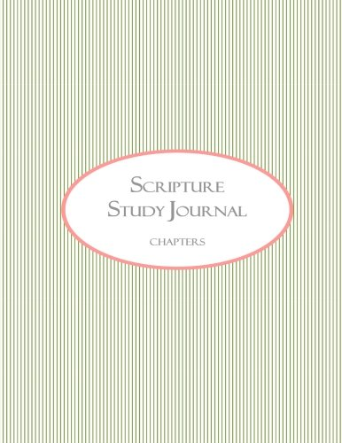 9781467992176: Scripture study Journal: Chapters