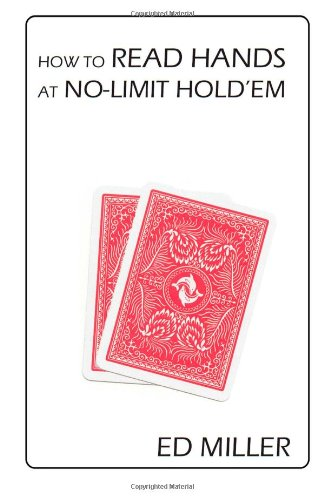 9781468001310: How To Read Hands At No-Limit Hold'em