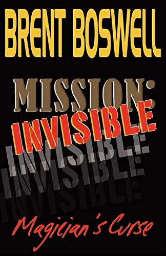 9781468022483: Mission: Invisible, Magician's Curse