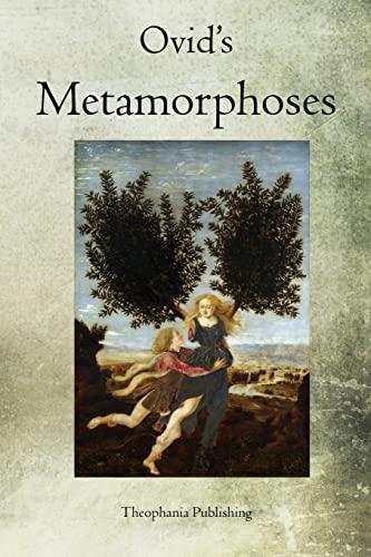 9781468023466: Ovid's Metamorphoses