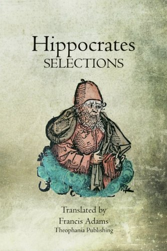 9781468023572: Hippocrates Selections