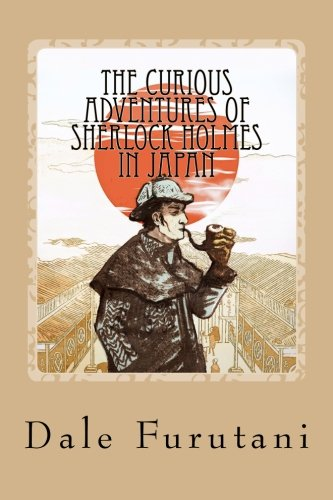 9781468027143: The Curious Adventures of Sherlock Holmes in Japan