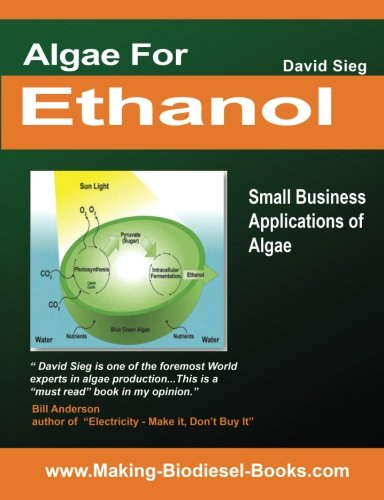 9781468035957: Algae for Ethanol: Small Business Applications of Algae