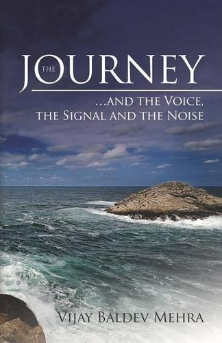 The Journey.and the voice, the signal and the noise: Vijay Baldev Mehra