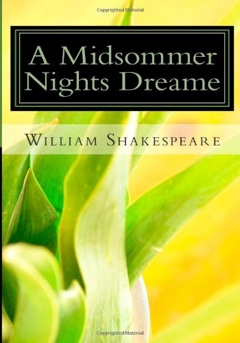 9781468040111: A Midsommer Nights Dreame