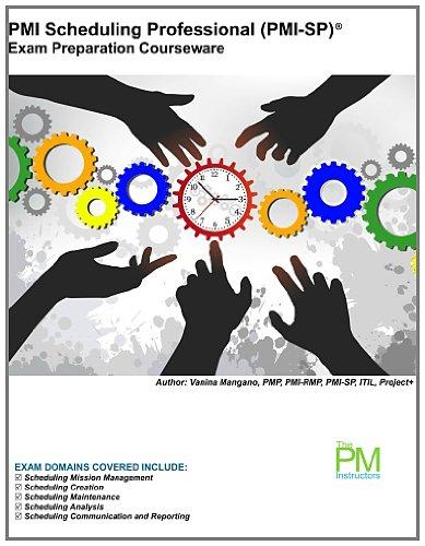 9781468063042: PMI Scheduling Professional Exam Preparation Courseware: PMI-SP Exam Preparation Courseware: Volume 2