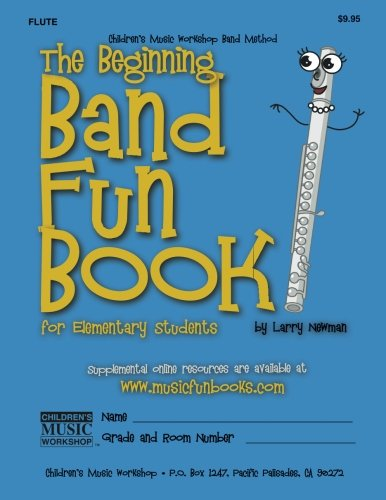 9781468086690: The Beginning Band Fun Book (Flute): for Elementary Students