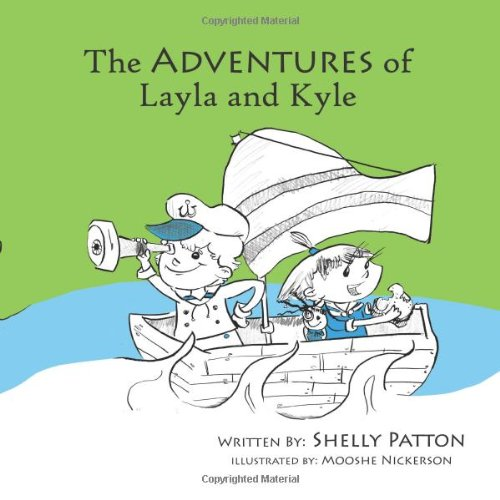 9781468091762: The Adventures of Layla and Kyle