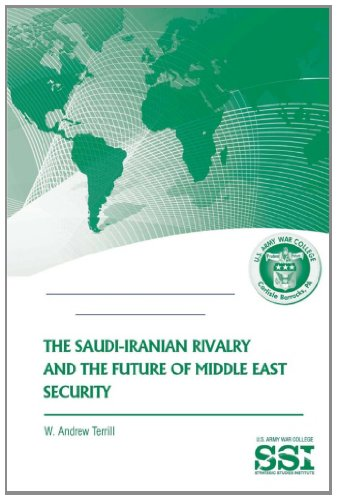 9781468092103: The Saudi-Iranian Rivalry and the Future of Middle East Security