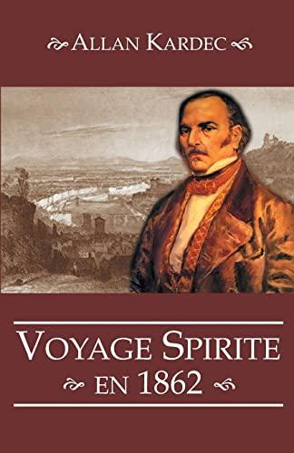 9781468093728: Voyage spirite en 1862