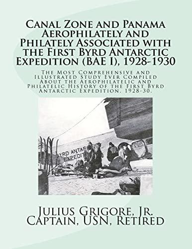 Canal Zone and Panama Aerophilately and Philately: Capt Julius Grigore