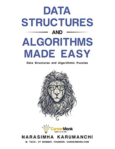 9781468108866: Data Structures and Algorithms Made Easy: Data Structure and Algorithmic Puzzles