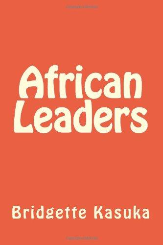 9781468114362: African Leaders