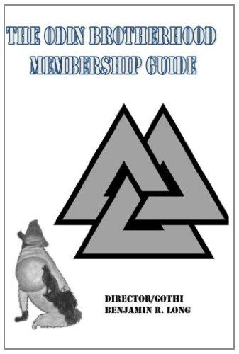 9781468116861: The Odin Brotherhood Membership Guide