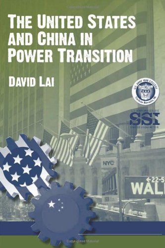 9781468117493: The United States and China in Power Transition: Strategic Studies Institute Book