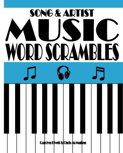 Song & Artist Music Word Scrambles: Unscramble: Kivett, Carolyn