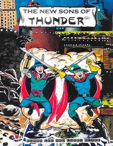 9781468152388: The New Sons of Thunder