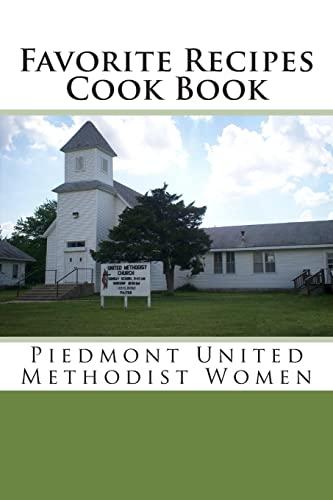 Favorite Recipes Cook Book: Ladies Aid of: David W Jackson