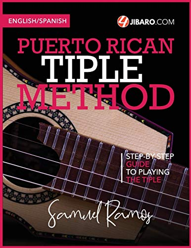 9781468157536: Puerto Rican Tiple Method: Samuel Ramos